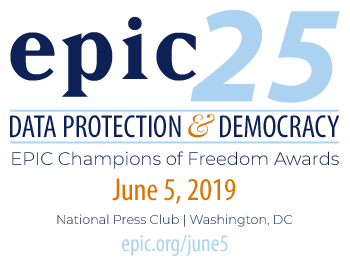 EPIC Champions of Freedom Awards Dinner